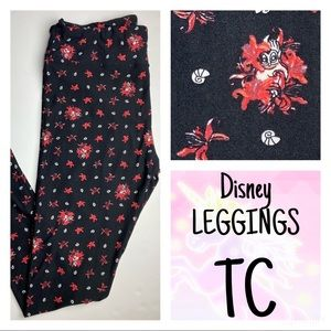 LuLaRoe Adult Tall & Curvy DISNEY Leggings Ursula